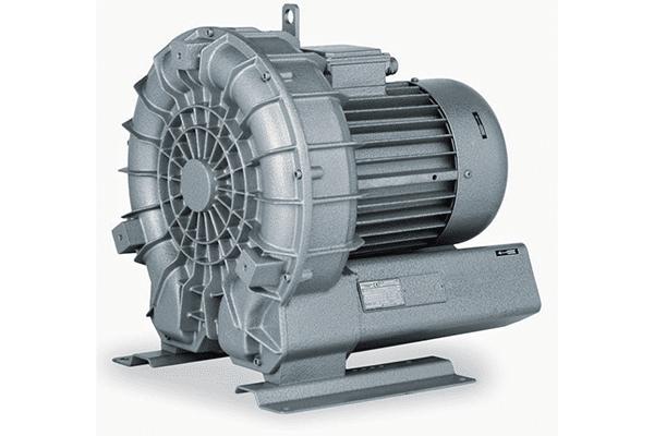 side channel compressor