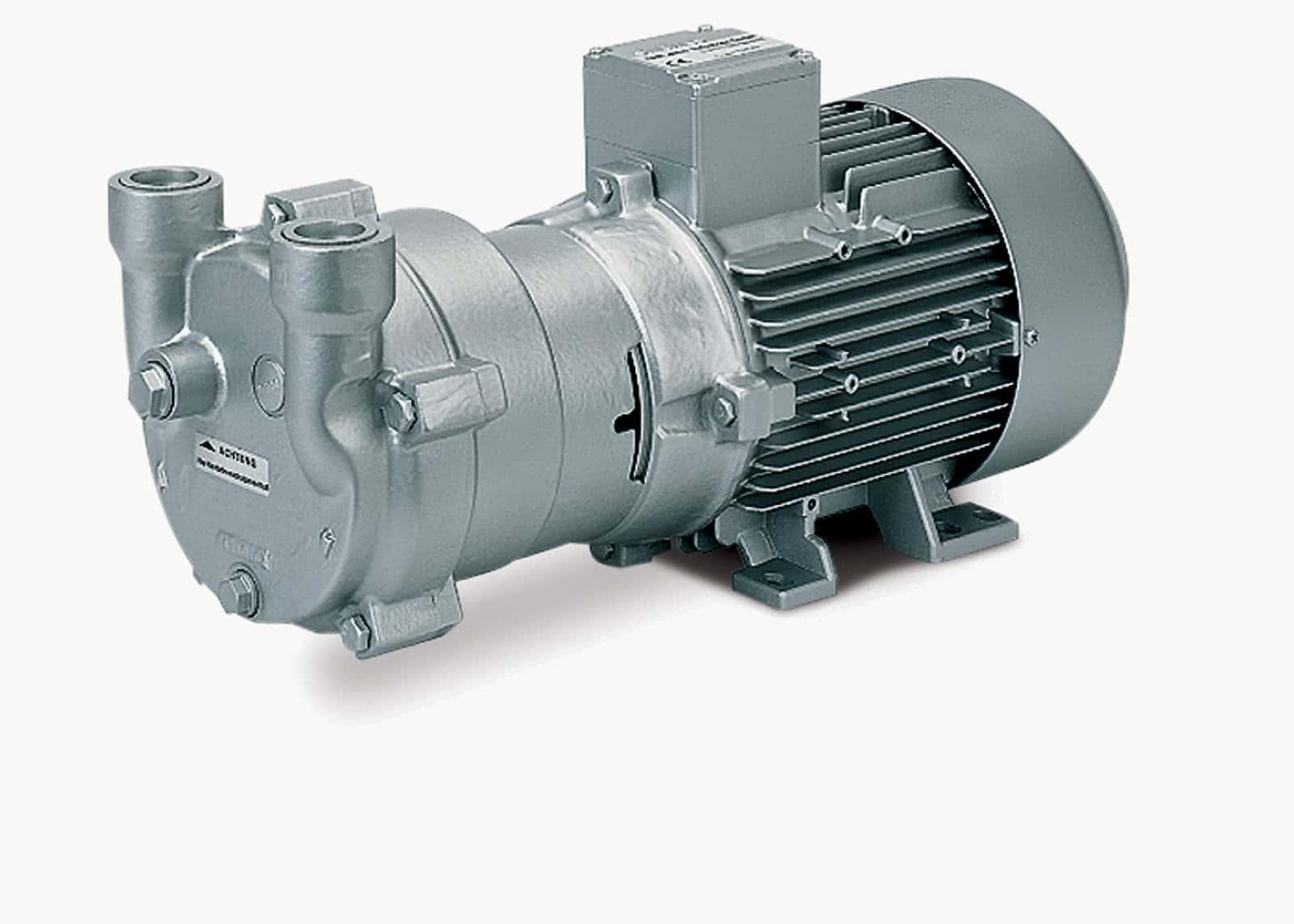 Compressed Air Basics Part 9: Liquid Ring Pumps