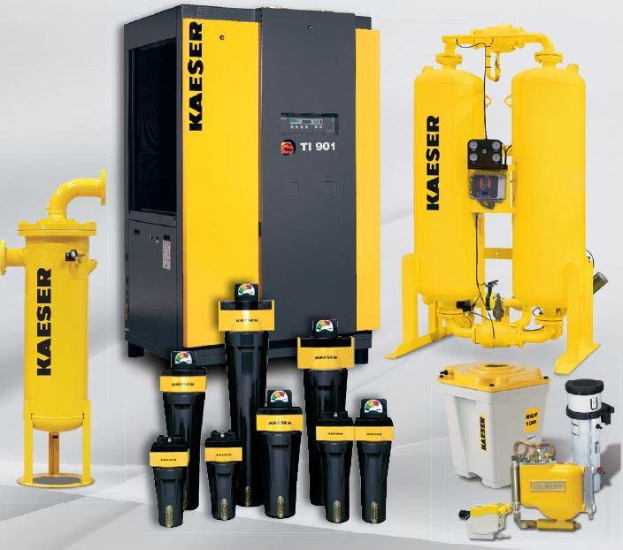 Compressed Air Basics: Clean Air Treatment Part 1